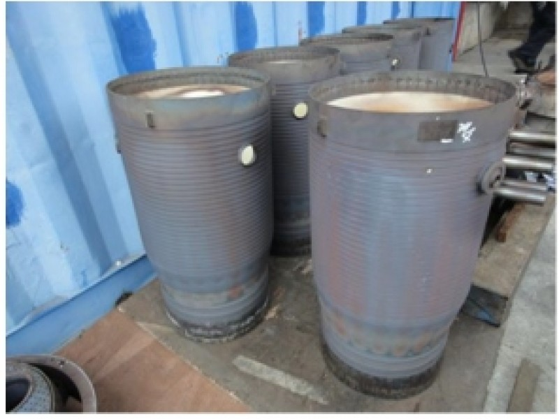 Combustion Liners - 6FA  (325B4837G003)