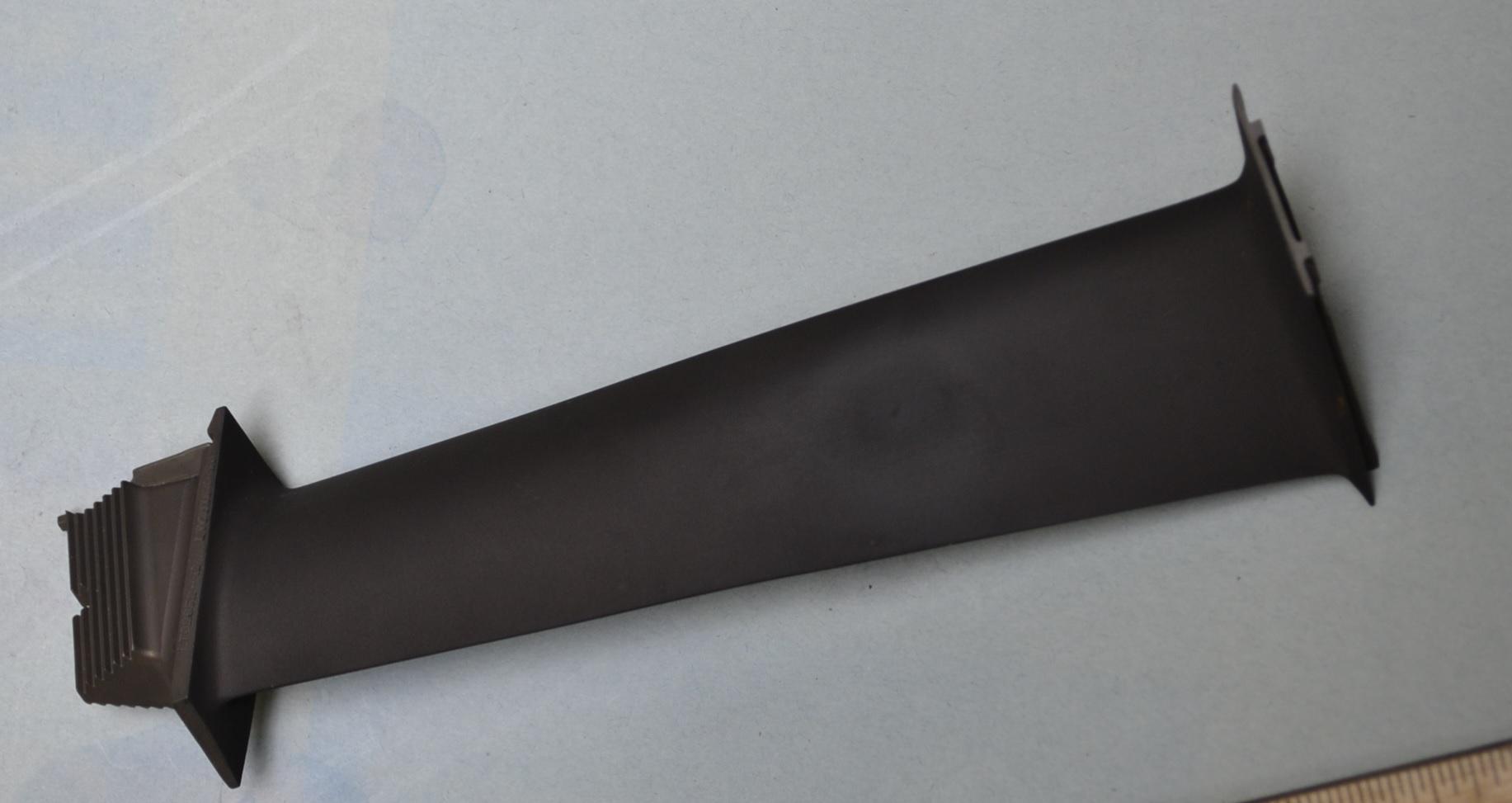 Avon Low Pressure Turbine Blades