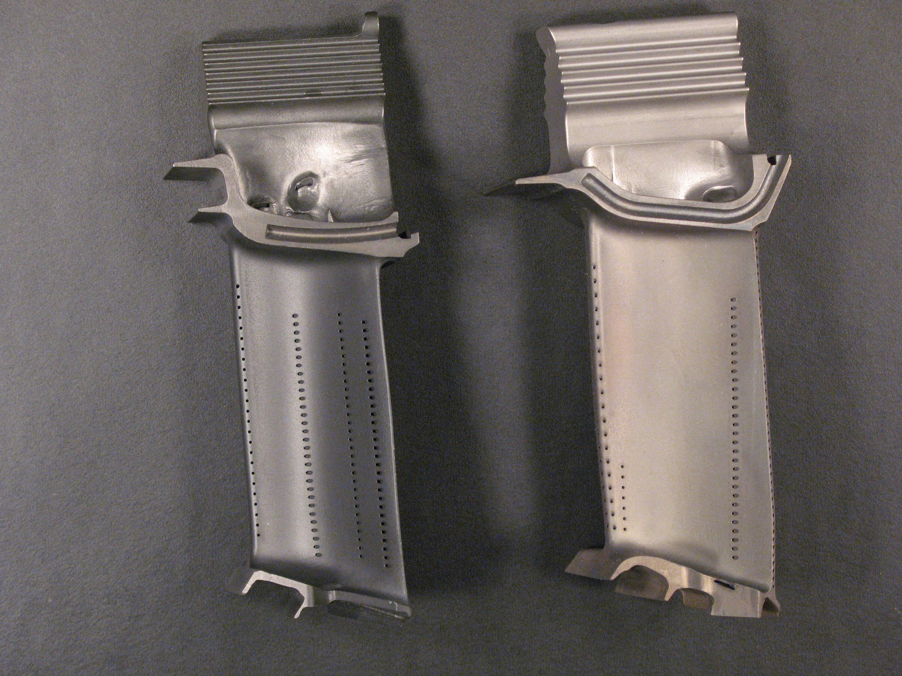 RB.211-24G HPT Blades