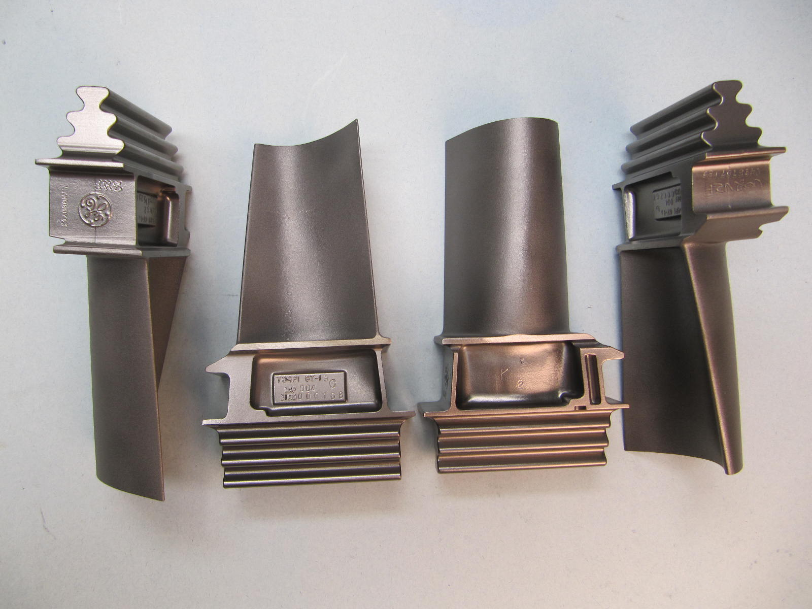 MS5001 Stage 1 Buckets