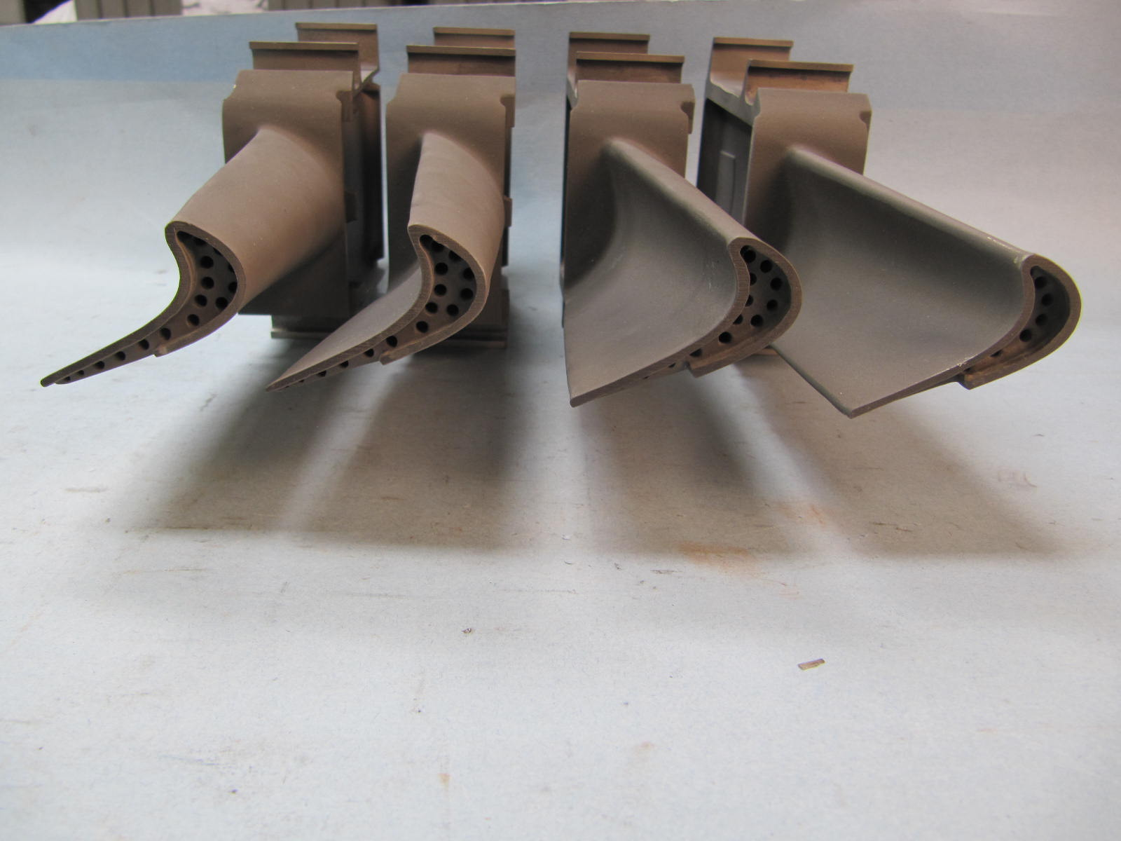 Frame 6 FA Stage 2 Buckets