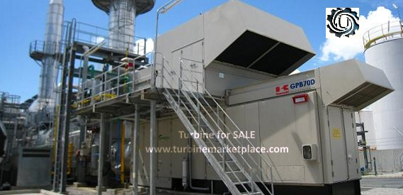 Gas Turbine For Sale
